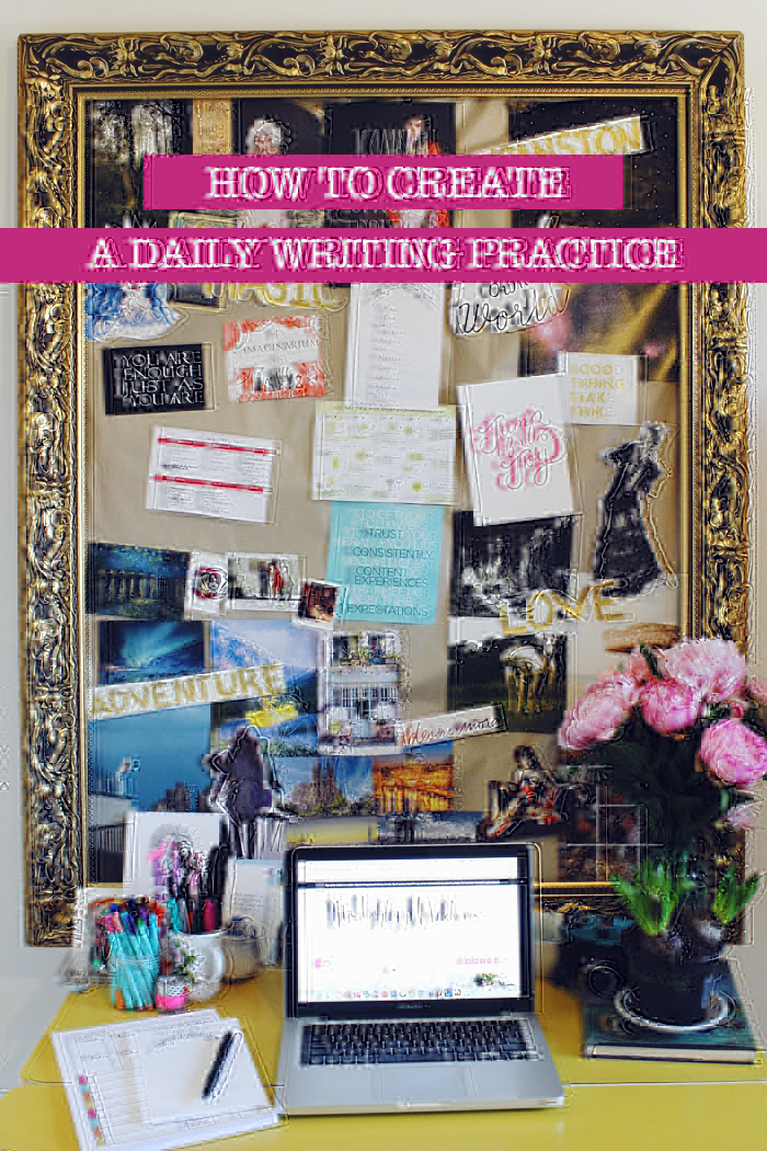 how-to-create-a-daily-writing-practice